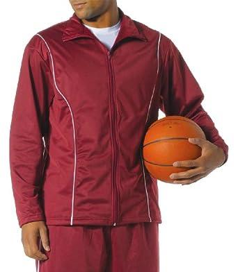 A4 N4201 Mens Full-Zip Jacket by A4