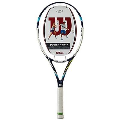Wilson Juice 100L Tennis Racquet (Blue)