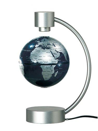 Stella Nova, levitating globe, levitation