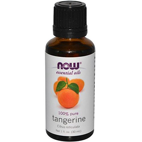 Now Foods, Essential Oils, Tangerine, 1 fl oz (30 ml)(pack of 3)