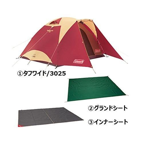 コールマン タフドーム/3025 スタートパッケージ [4~5人用]