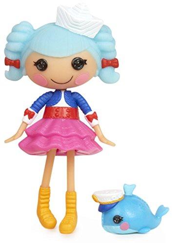 Mini Lalaloopsy Silly Fun House Doll - Marina Anchors - 1