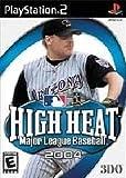 High Heat Baseball 2004 PS2