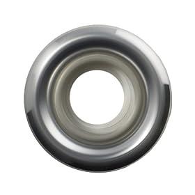 "Blox Racing BXIM-00301-SI Silver 3"" Aluminum Velocity Stack"