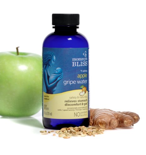 Mommy's Bliss Gripe Water Apple -- 4 fl oz