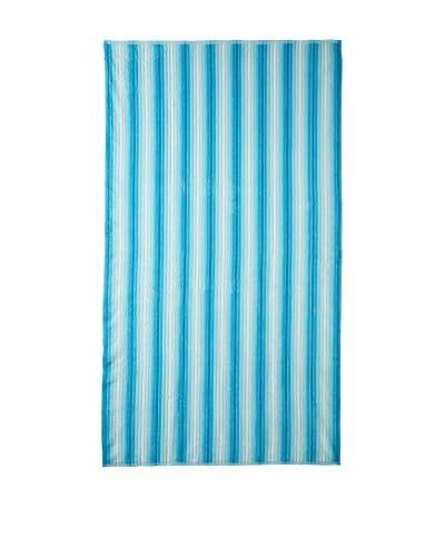 Espalma Ripple Towel, Turquoise