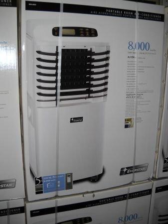 Everstar Portable Air Conditioner 8000 Btu