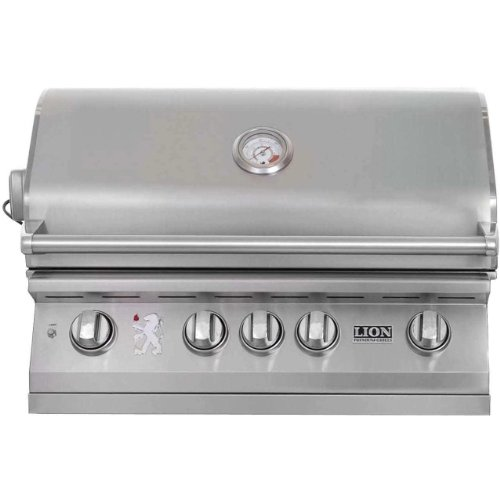 Why Should You Buy Lion Premium Grills L75625 32″ Propane Grill