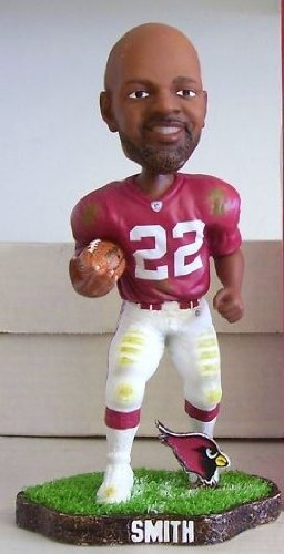 Emmitt Smith Arizona Cardinals on Field Bobblehead /5000 at Amazon.com