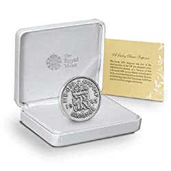The Lucky Silver Sixpence