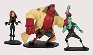 Dark Horse Comics Dark Horse Comics Hellboy Animated Pvc Set