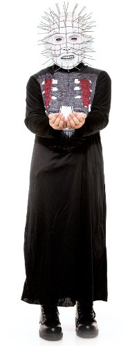 Paper Magic Group Hellraiser Pinhead Costume, X-Large Size: 14-16 (Paper Magic Group Costumes)