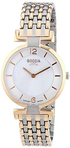 Boccia Ladies'Watch XS Analogue Quartz 3238-05 Titanium