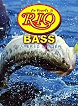 Rio: Bass Knotless Leader 6ft 1.8m, 0.014in 0.355mm, 12lb 5.5kg