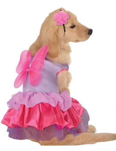 Cat & Dog Costume Pixie Pup Small