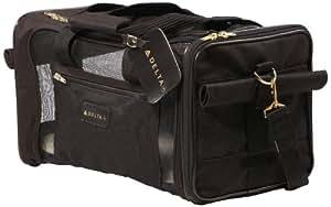 Sherpa Delta Deluxe Pet Carrier Medium Black