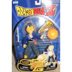"Dragonball Z - 5"" DELUXE SS FUTURE TRUNKS Action Figure - IRWIN"