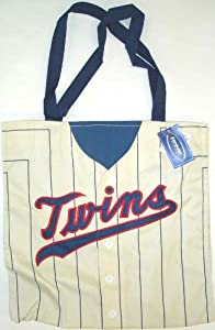 Minnesota Twins Joe Mauer Alternative Jersey Bag (Tote Sack) by Forever Collectibles