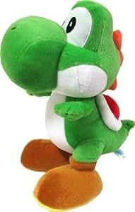Peluche Officielle Mario Party Collection - Yoshi 30 cm