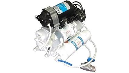 Aquadyne Water Filters Alkaline Mini Portable Reverse Osmosis Water Purifier