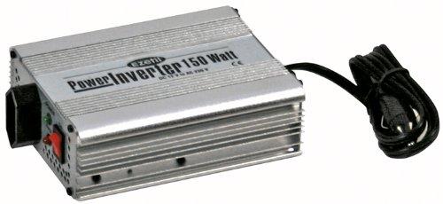 Ezetil Spannungswandler 12/230 Volt, 150W, Silber