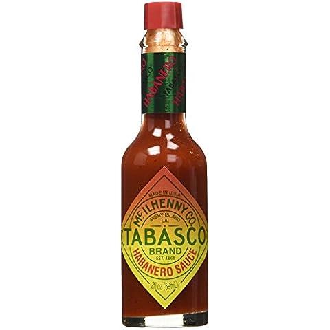 Sauce Tabasco Habanero Tabasco Habanero Sauce 2 oz