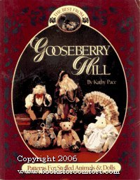 The Best from Gooseberry Hill: Patterns for Stuffed Animals and Dolls