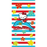 Hello Kitty Strandtuch Badetuch Dolphin - Delfin 75 x 150 cmvon &#34;Hello Kitty&#34;