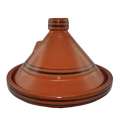 Traditional North African Tagine 35cm 6 Person from Naturally Med