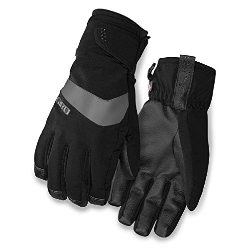 Giro Proof Glove Black, S - Men's (Giro Proof Winter Cycling Gloves compare prices)