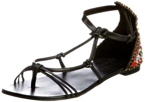 Ravel Women's Jules Black Ankle Strap RLP776