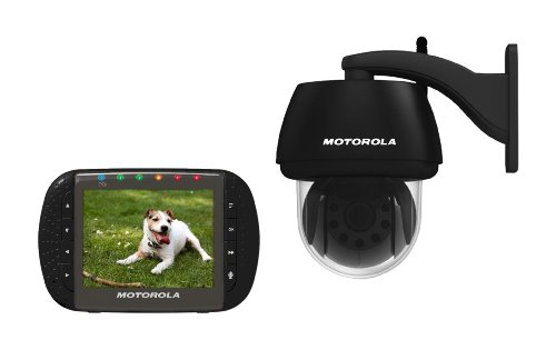 Discover Bargain Motorola Scout1100 Remote Wireless Outdoor Video Children, Backyard or Pet Monitor ...