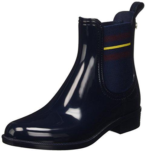 tommy-hilfiger-o1285dette-7r-baskets-montantes-femme-bleu-blu-tommy-navy-406-40-eu-eu