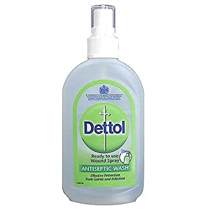 Dettol Antiseptic Wash Spray 100ml