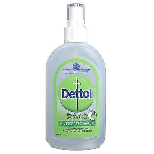 Dettol Antiseptic Wound Wash 100ml