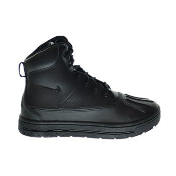 pretty nice be96c 3fa72 Nike Woodside (GS) Big Kids Waterproof Boots Black 415077-001