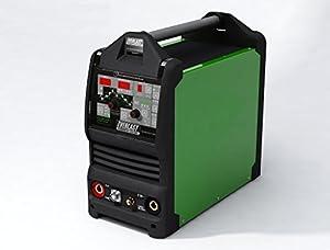 2014 Everlast Powertig 210ext 210amp Ac Dc Tig Stick Pulse Welder 220/240 Volt Inverter-based Igbt Technology by Everlast Power Equipment