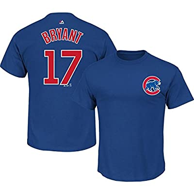 Kris Bryant Chicago Cubs Infant / Toddler / Child Royal Player T-Shirt by Majestic