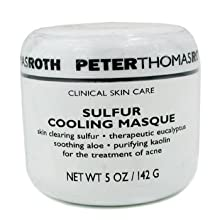 Peter Thomas Roth Sulfur Cooling Masque 5 Oz