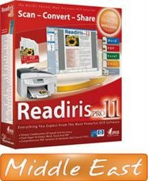 Readiris Pro 11 (Middle East For Pc)