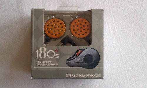 180S Stereo Headphones To Be Used With 180S Ear Warmers