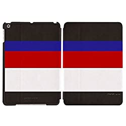 Uniq Gardesuit iPad Air March-Captain Snazzy Black Case - By Flipper