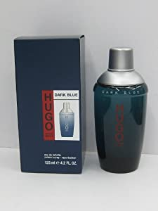 HUGO DARK BLUE by Hugo Boss EDT SPRAY 4.2 OZ for MEN