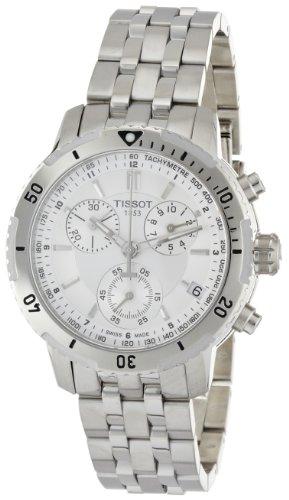 Tissot Men's Prs 200 Chrono Quartz Watch T0674171103100