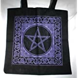 Celtic Pentacle Tote