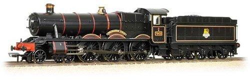 Modified Hall 7903 'Foremarke Hall' BR Lined Black E/Emblem c/w Hawksworth tende