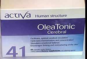 Activa Human Structure - Oleatonic Cerebral