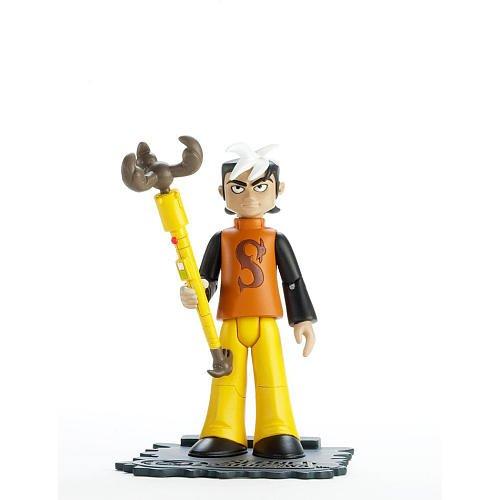 Buy Low Price Mattel Secret Saturdays Figure Zak Saturday With Cryptid Claw (B002P9AGC6)