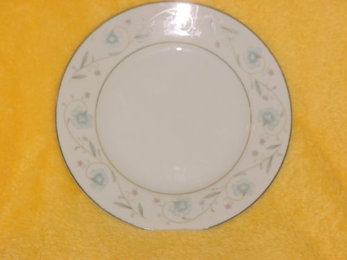 English Garden Pattern 1221 Bread/Butter Plate (Replacement Parts) English Garden Fine China Japan