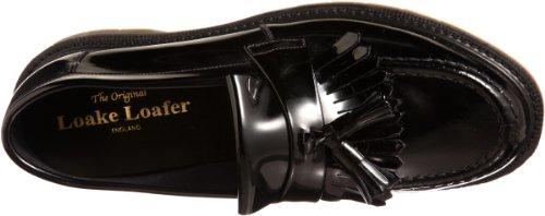 [ローク] LOAKE C819 FRINGE TASSEL LOAFER C819  black patent lea(black patent lea/UK9)